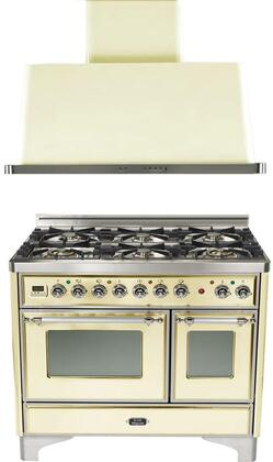 Ilve 720847 Majestic Kitchen Appliance Packages