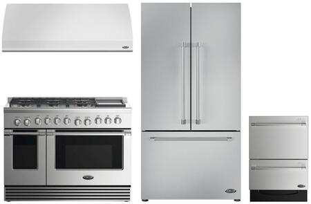 DCS 719354 Kitchen Appliance Packages