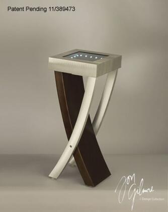 Nova IFP3XRB Boar Pedestal in Brushed Aluminum