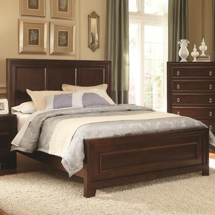 Coaster 202191KE Nortin Series  King Size Panel Bed