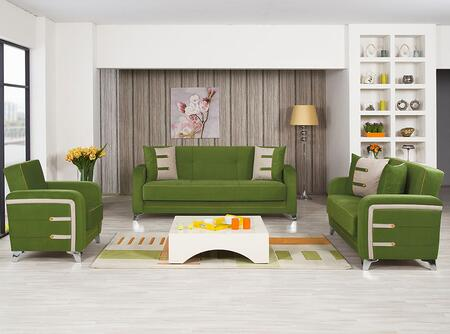 Casamode DESBLSACTGN Living Room Sets