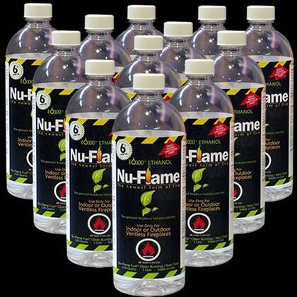 Nu-Flame NFBIOETHL Ethanol Fuel Bottles