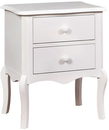 Furniture Of America Cmac325wh Lexie Series Night Stand Appliances Connection