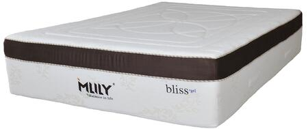 MLily BLISS15CK Bliss Series California King Size Memory Foam Top Mattress