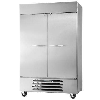 RB49-1 52 Inches Vista Series Two Sections [Solid Door] Reach-In Refrigerator