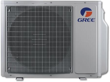 Gree MULTIxHP230V1BO Mini Split Outdoor Unit with Multi-point Diagnostics, Intelligent Defrost, Heavy Gauge Steel Cabinet