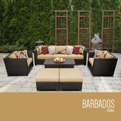 BARBADOS 08c SESAME