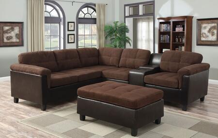 Acme Furniture 516602PC Cleavon Living Room Sets