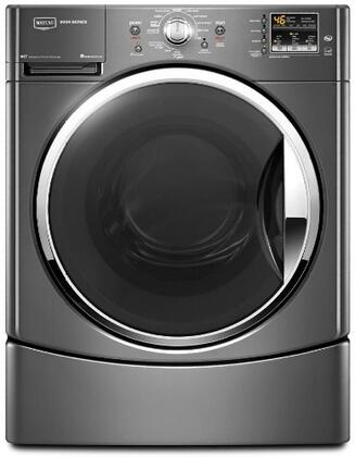 """Maytag MHWE301Y 27"""" Front Load 4.0 cu. ft. Capacity Washer With Soil Selector, Freshspin, LED Readout, 13 Cycles"""