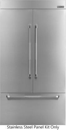 """Jenn-Air JPK42FNXET Stainless Steel Panel Kit for 42"""" French Door Refrigerator"""