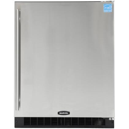 Marvel 6ADAMBBOL  Built In Counter Depth Compact Refrigerator with 5.4 cu. ft. Capacity, 3 Wire Shelves