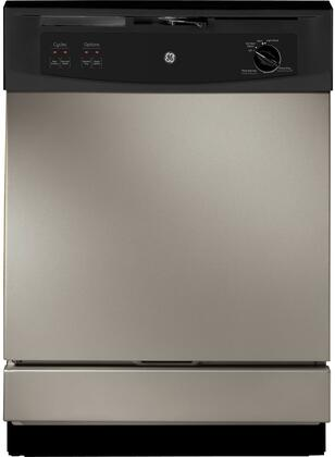 GE GSD2340RSA  Built-In Full Console Dishwasher with in Silver