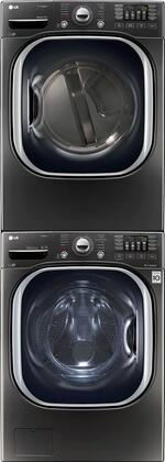LG 714588 Washer and Dryer Combos