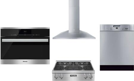 Miele 737581 KMR1000 Kitchen Appliance Packages