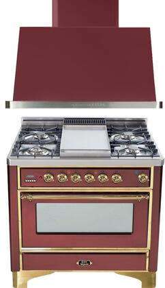 Ilve 720084 Kitchen Appliance Packages