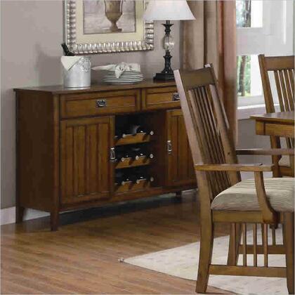 Coaster 101615 Burton Series Wood Chest