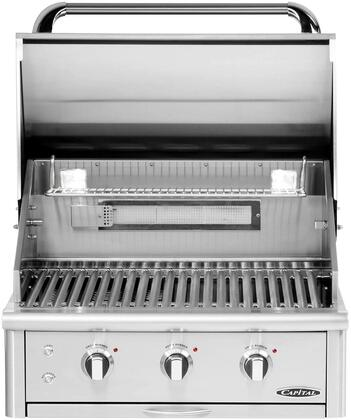 Capital CG30RBIL Built In Liquid Propane Grill