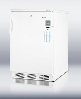 Summit VT65MLMEDX Med Series  Freezer with 3.2 cu. ft. Capacity in White