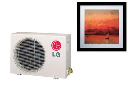 Lg La096hnp Mini Split Air Conditioner Cooling Area