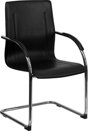 "Flash Furniture BT509BKGG 22.75"" Contemporary Office Chair"