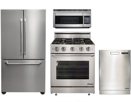 Dacor 716636 Distinctive Kitchen Appliance Packages