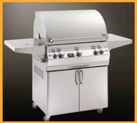 FireMagic A540S3E1N61 Freestanding Grill, in Stainless Steel