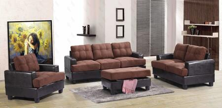 Glory Furniture G586ASET Living Room Sets
