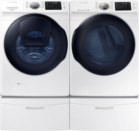 Samsung 691478 Washer and Dryer Combos