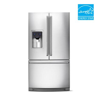 Electrolux EI28BS56IS IQ-Touch Series  French Door Refrigerator with 27.8 cu. ft. Capacity in Stainless Steel