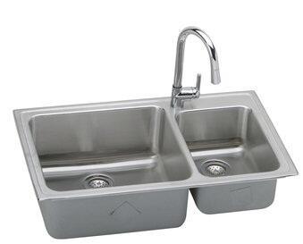 Elkay LFGR37221 Kitchen Sink
