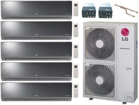 LG 705542 5-Zone Mini Split Air Conditioners