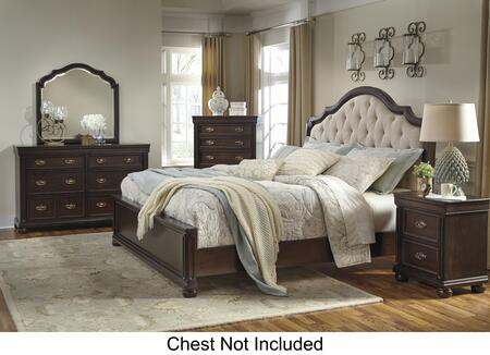 Signature Design by Ashley Moluxy Queen Size Bedroom Set B596QSBDMN