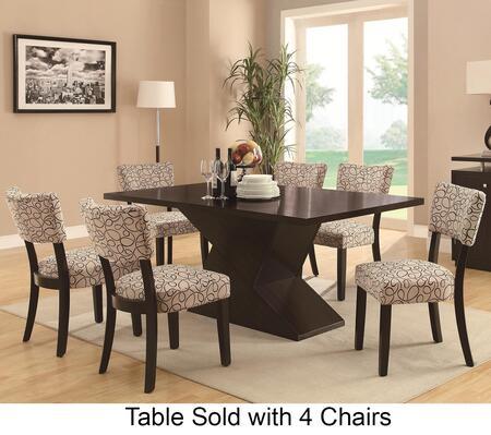Coaster 103161SET5 Libby Dining Room Sets