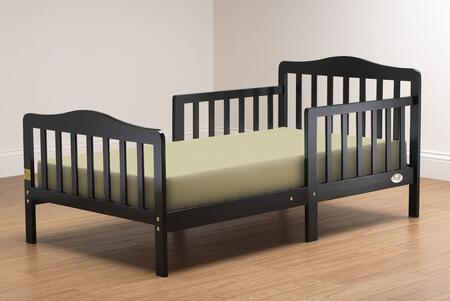 Orbelle 401X Solid Wood Toddler Bed in