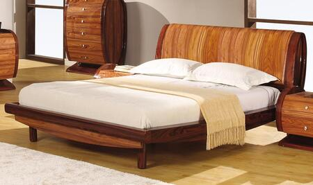 Global Furniture USA AUTUMNKB Autumn Series  King Size Bed