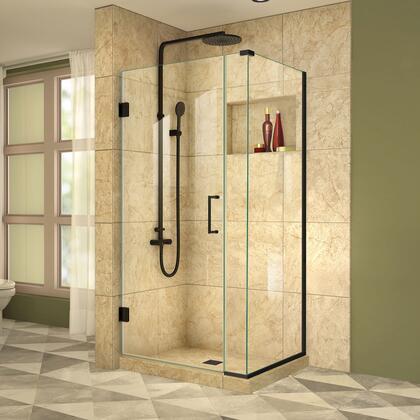 Unidoor Plus Shower Enclosure RS39  30D 6IP 30RP 09