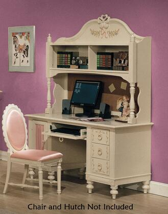 Acme Furniture 02191 Doll House Series Computer  Wood Desk