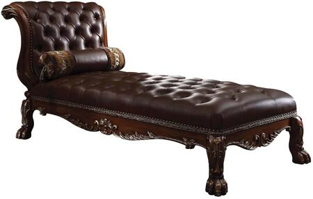 Acme Furniture 96487 Dresden Series Traditional  Chaise Lounge