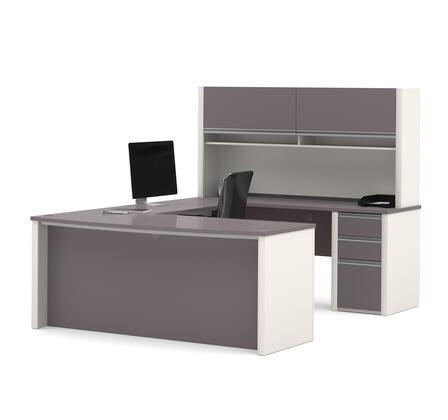 Bestar Furniture 93879 Connexion U-shaped workstation