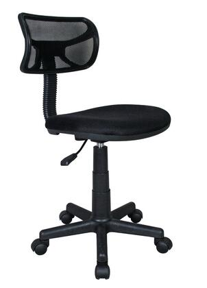 RTA Products RTA-M101- Techni Mobili Lightweight Mesh Task Chair in