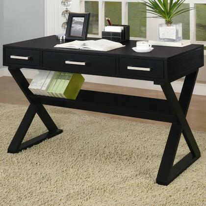 Coaster 80091 Cross Desk in by Coaster Co.