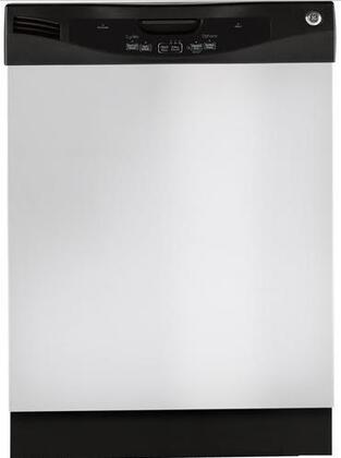 GE GLD4664VSS 4600 Series Built-In Full Console Dishwasher