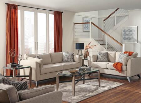 Donny Osmond Home 505521SET Amsterdam Living Room Sets
