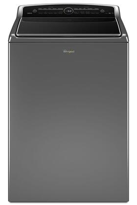 Whirlpool Cabrio WTW8500Dx 5.3 cu. ft. High Efficiency Top Load Steam Washer with Active Spray Technology, Intuitive Touch Controls, Adaptive Wash Tech, ColorLast Option, Steam Clean and Precision Dispense, in