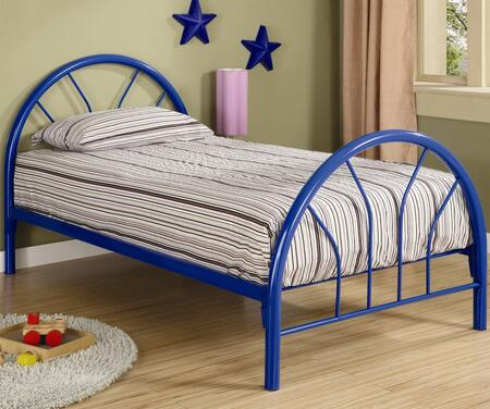 Coaster 2389N Fordham Series  Twin Size Panel Bed