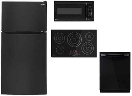 LG 729176 Kitchen Appliance Packages