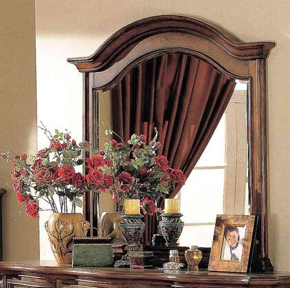 Yuan Tai WR9106M Wrigley Series Arched Portrait Mirror