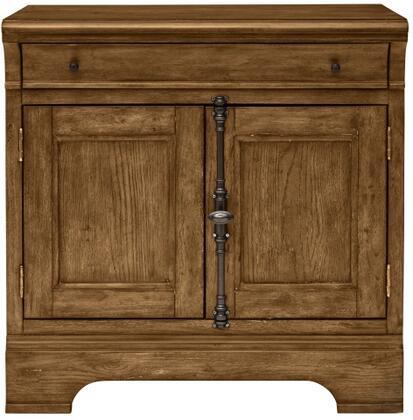Samuel Lawrence 8854922B American Attitude Series Hutch  Wood Desk