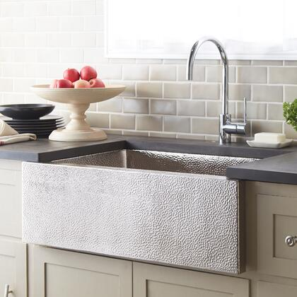 Native Trails CPK592 Brushed Kitchen Sink