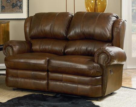 Lane Furniture 2032963516330 Hancock Series  Reclining Loveseat
